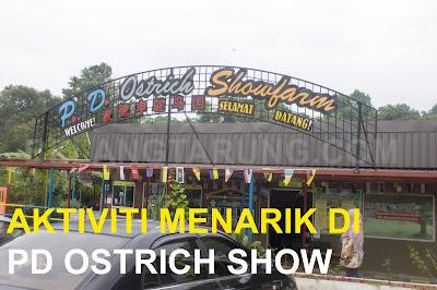 Pengalaman Di Ostrich Show Farm Port Dickson