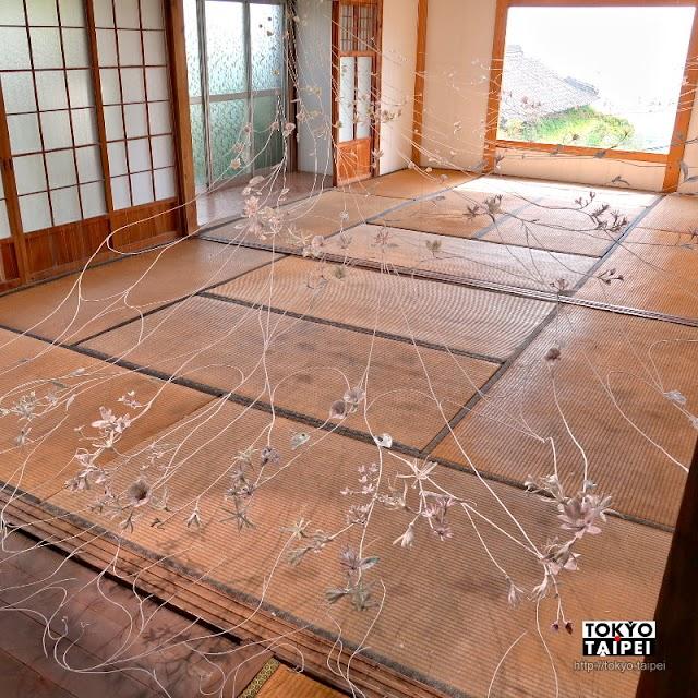 【Sea Vine】浪花拍打進日式老屋 陶瓷打造的脆弱之花