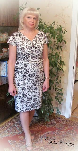 Helen Fir-tree платье dress