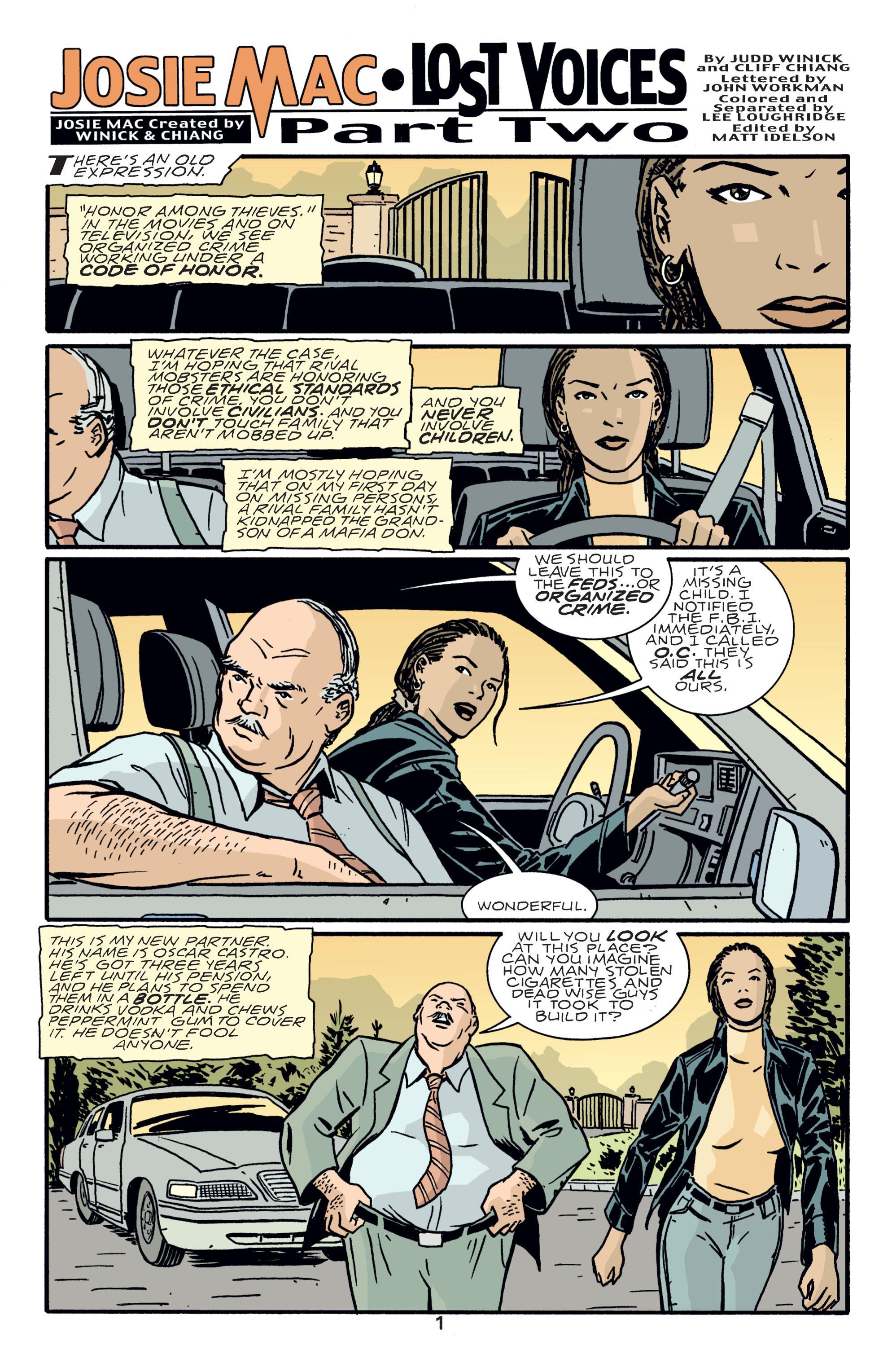 Detective Comics (1937) 764 Page 22