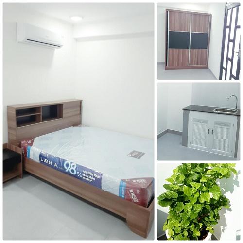 Cho thuê cao cấp dạng căn hộ mini quận 7 chính chủ - LH : 0908. 156. 606