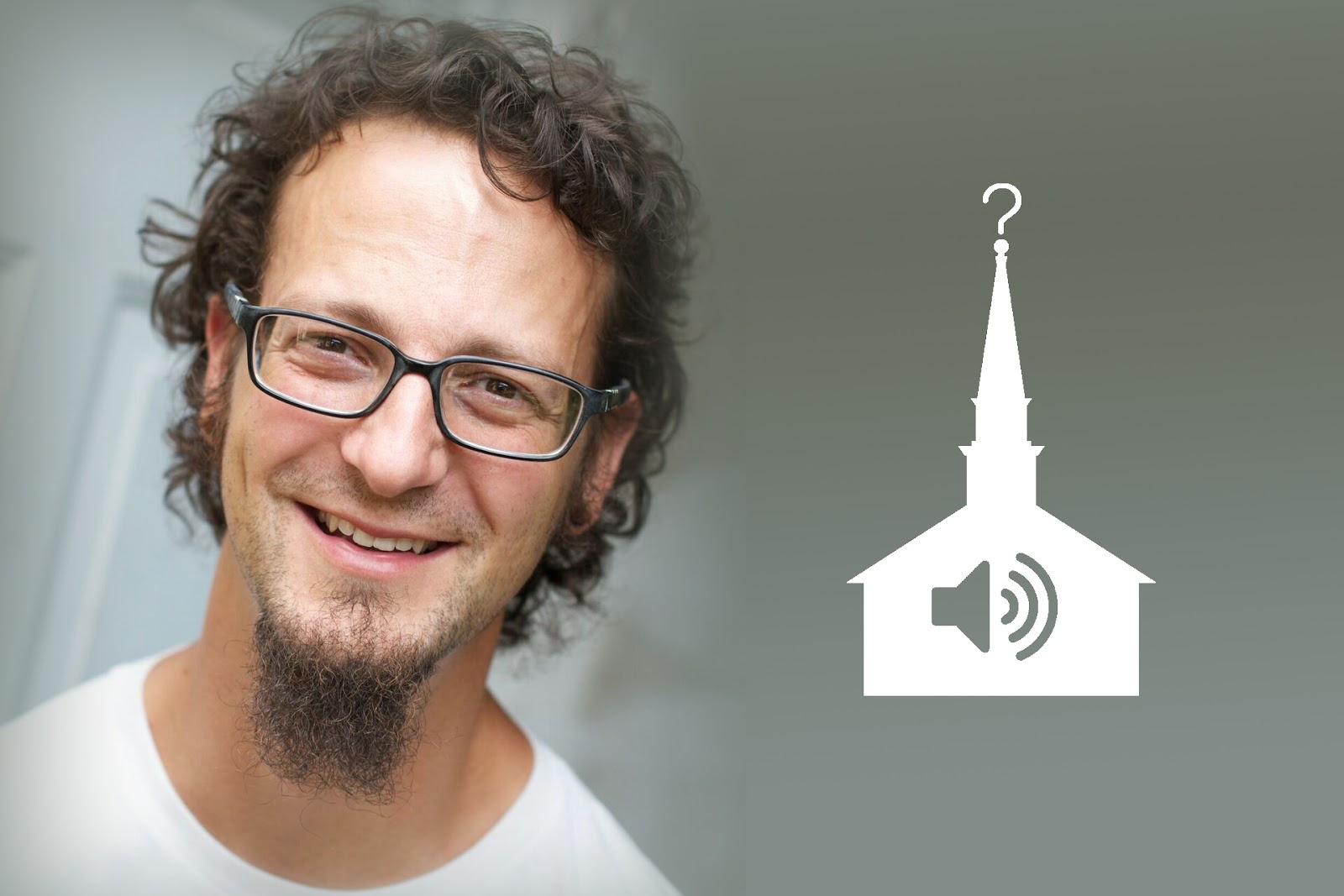 Questioning Christianity Podcast -Shane Claiborne