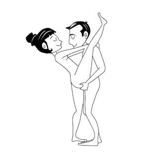 Bosan Bercinta ? Coba 4 Posisi Seks Ini. (Gambar) 2