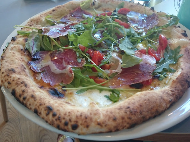 no posto brighton pizza review