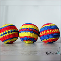 http://amigurumislandia.blogspot.com.ar/2019/01/amigurumi-pelotas-decoradas-gateando.html