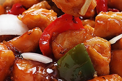 Recipes Dinner Healthy Sweet and Sour Chicken