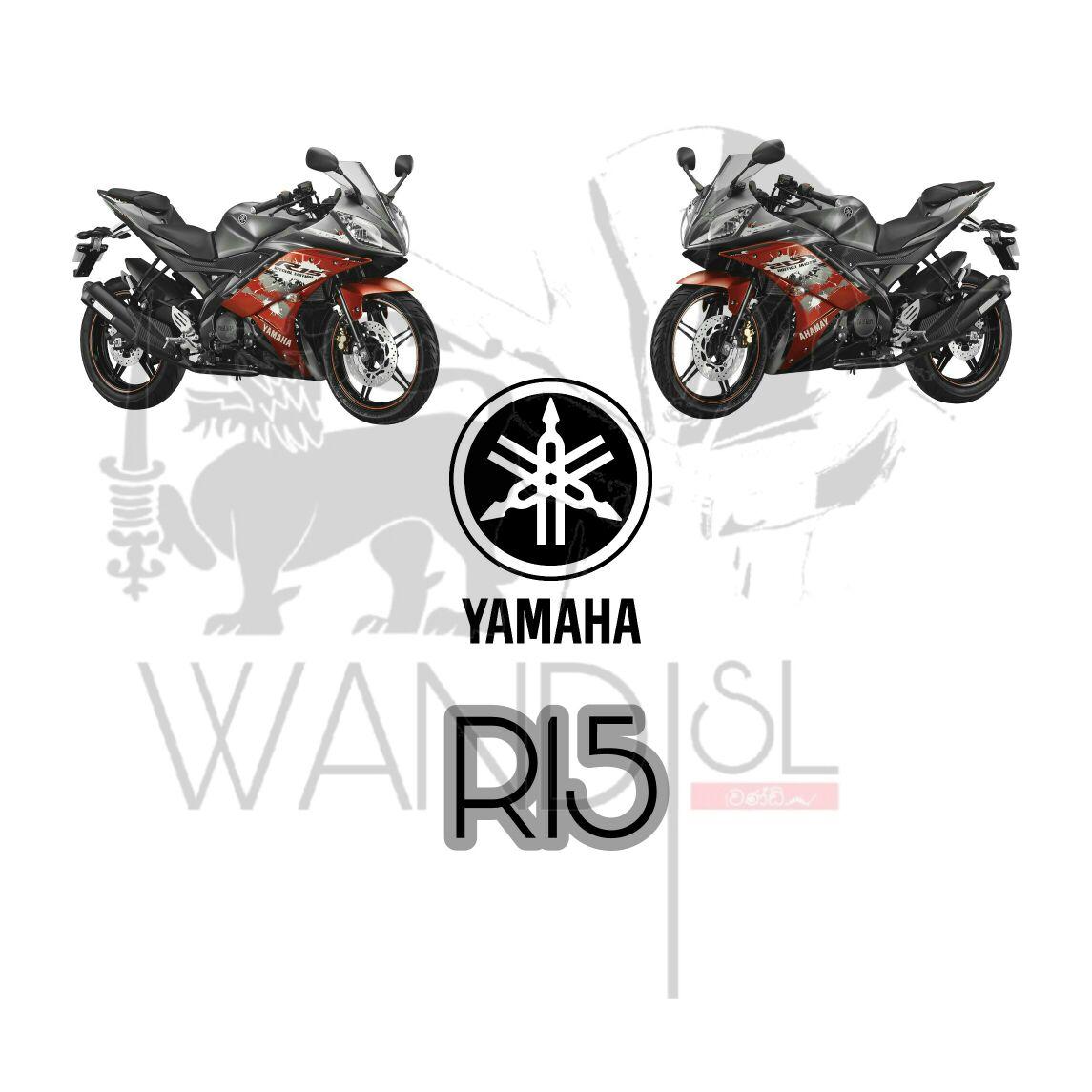 08 Yamaha R1