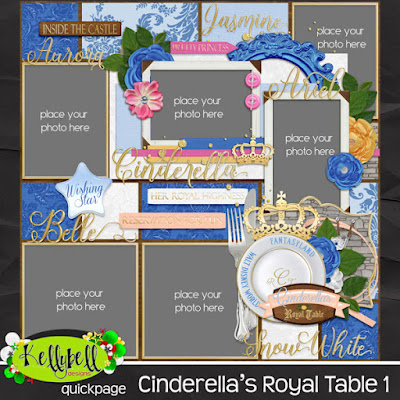 Cinderella's Royal Table Quickpage 1