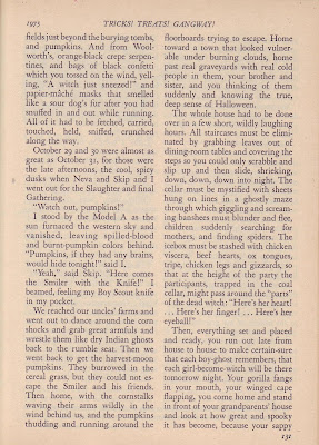 Original vampire essay