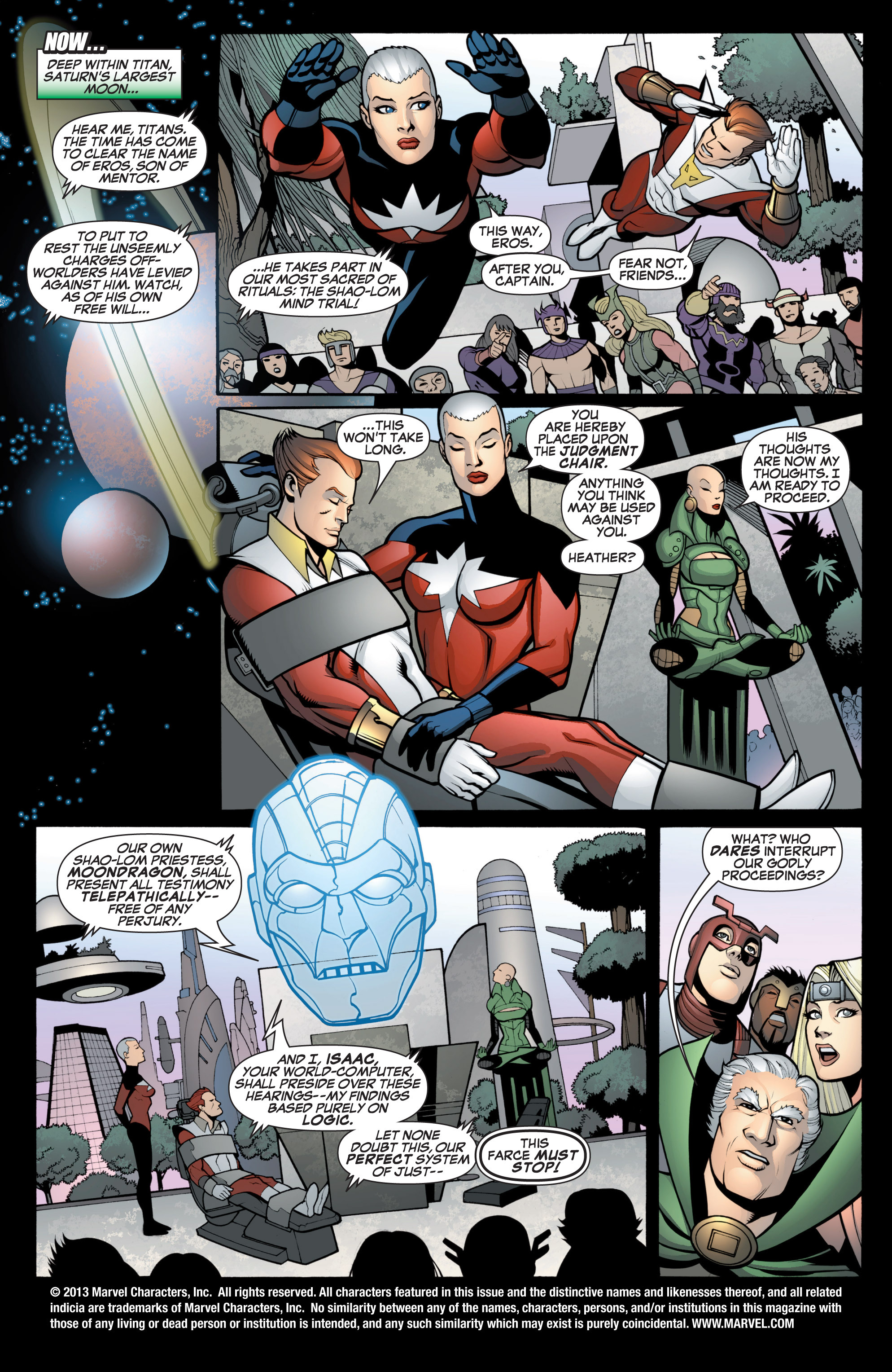Read online She-Hulk (2005) comic -  Issue #12 - 2