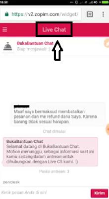 Call Center BUKALAPAK 24 Jam Terbaru & Livechat Kantornya
