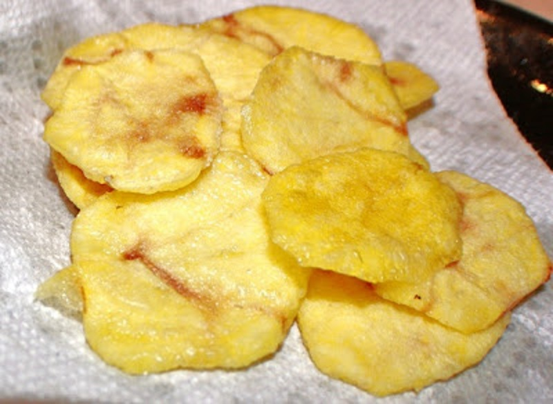 Microwave Potato Chips Recipe Plus Video