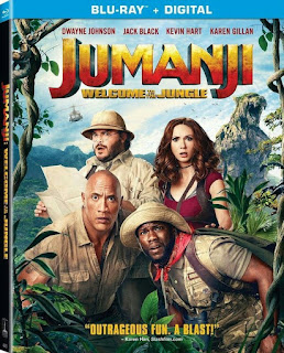 Jumanji Sequel is Now Sony's Highest-Grossing Domestic Release Ever