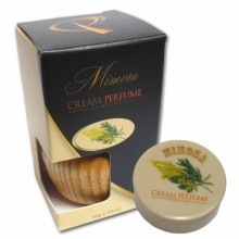 Cream Perfume