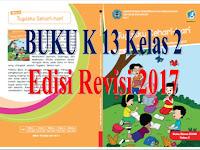 Download Buku K 13 Kelas 2 Edisi Revisi 2017