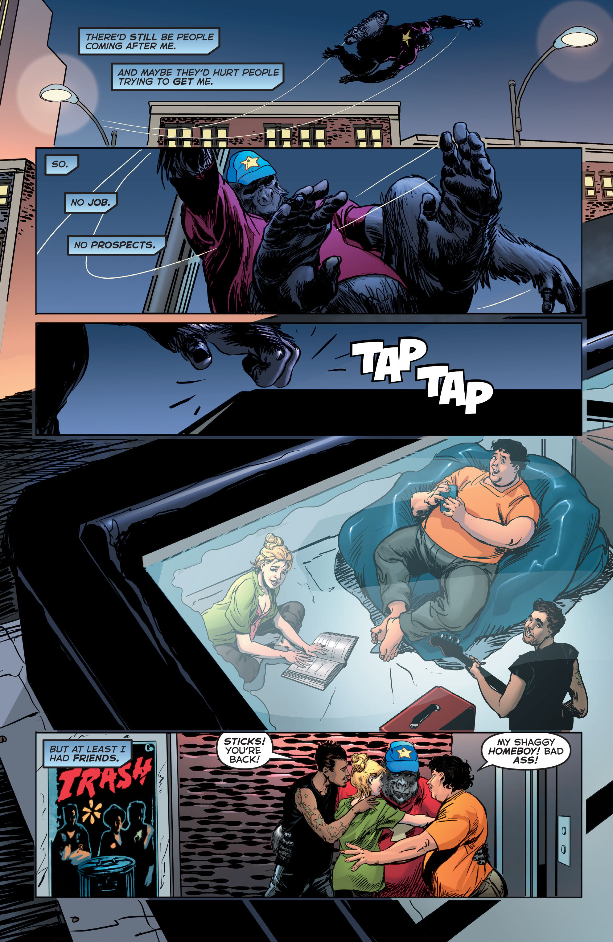 Read online Astro City comic -  Issue #24 - 13