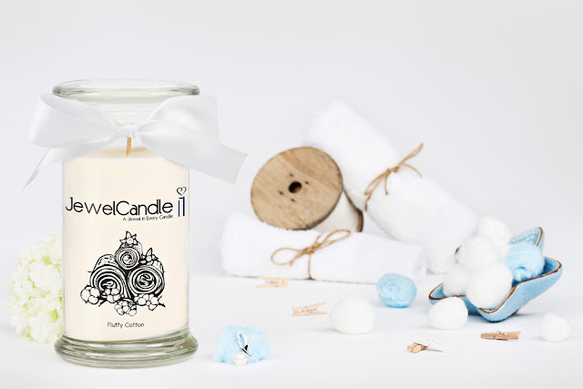 Fluffy Cotton, Jewel Candle
