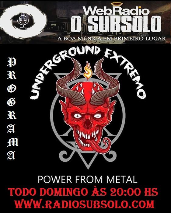 Programa Underground Extremo 002