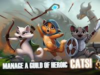 Castle Cats Mod Apk 1.7.2 (Unlimited Money)