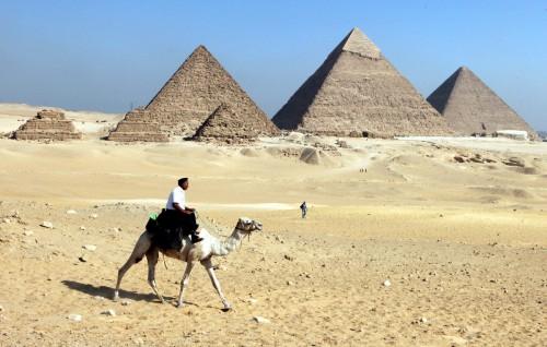 Αρχαιολόγοι υποστηρίζουν ότι έχουν απάντηση στο πώς οι Αιγύπτιοι έχτισαν η Πυραμίδα του Χέοπα