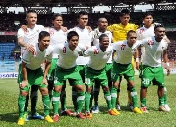 Timnas U23 vs Timor Leste 7-0, Ferdinand Sinaga Cetak 4 ...