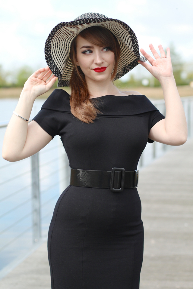 Vintage Diva Jazmin Pencil Dress review