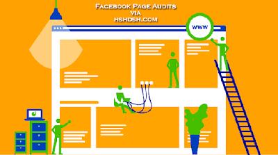 Facebook Page Audits via #hshdsh - hshdsh.com