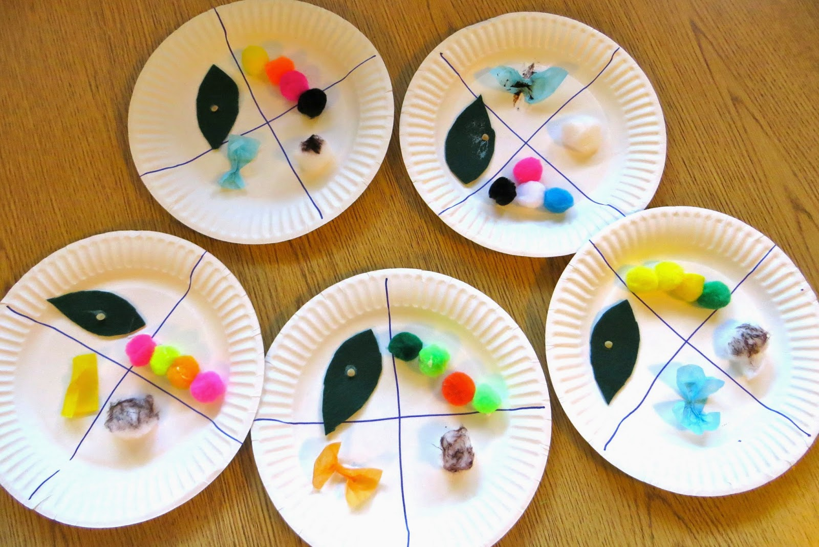 Ms Sara S Preschool Blog A Week On Caterpillars