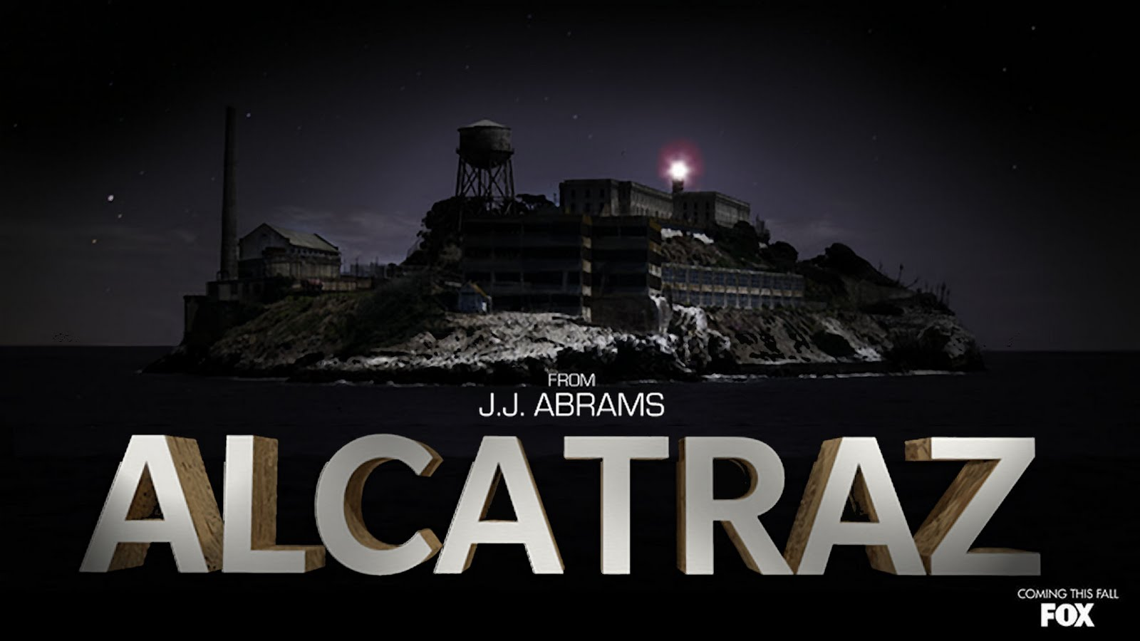 Alcatraz Poster And Wallpapers