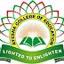 Recognition granted to Ayesha College of Education, Mallaram, Nizamabad