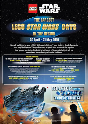 Lego Star Wars Days