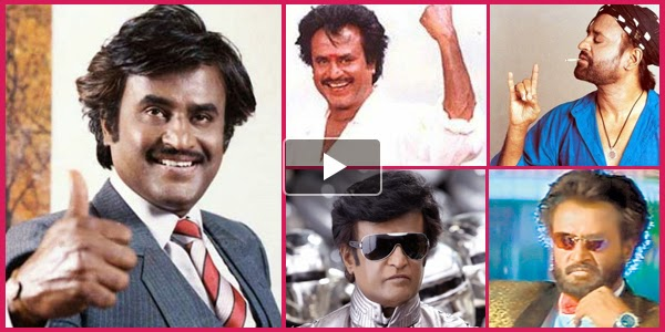 Listen to Rajinikanth Songs on Raaga.com