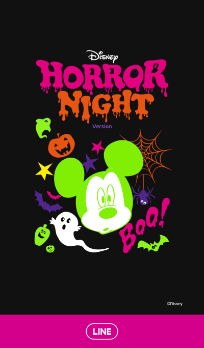 Disney Horror Night