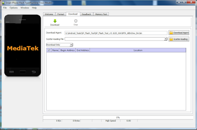 Download wmshua flashing tool