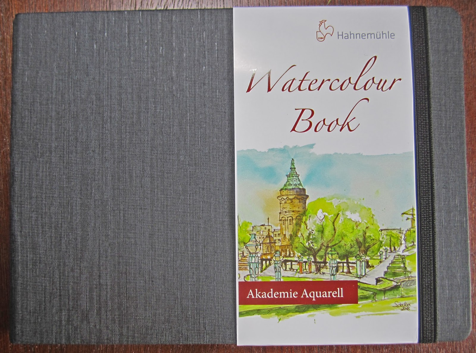 Book Cover Paper Weight : Review hahnemühle a watercolorbook book