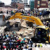12 Pupils Dead, 45 Rescued In Lagos Building Collapse