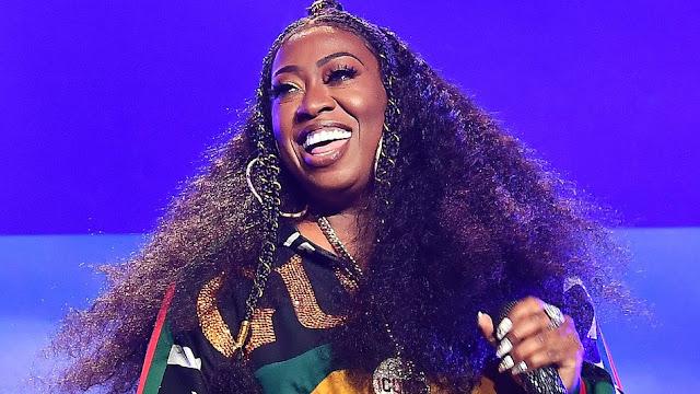 Missy Elliott será a primeira artista feminina do rap a entrar no Hall da Fama dos compositores