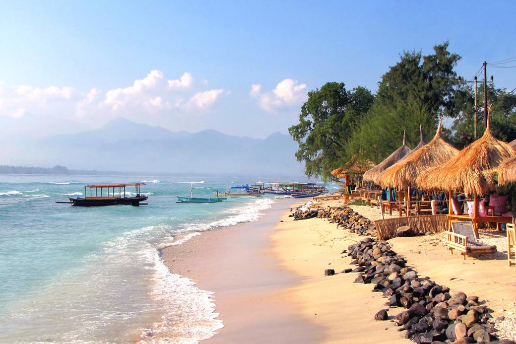 5 Gili Terfavorit di Pulau Lombok yang Wajib Dikunjungi