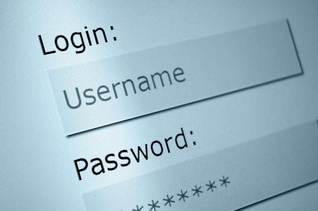 membuat password berproteksi