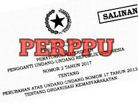 Peraturan Pemerintah pengganti Undang-Undang (PERPPU)