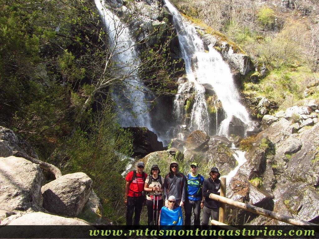 Circular a la Cascada de Sotillo, en Sanabria