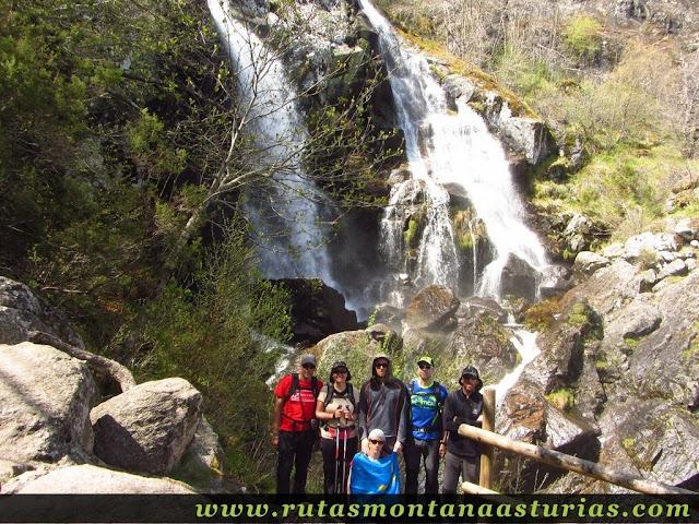 Mirador Cascada de Sotillo