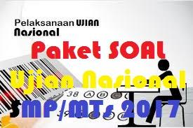 Contoh Soal UN Bahasa Indonesia SMP 2016/ 2017, Latihan Soal UN Bahasa Indonesia SMP 2016/ 2017