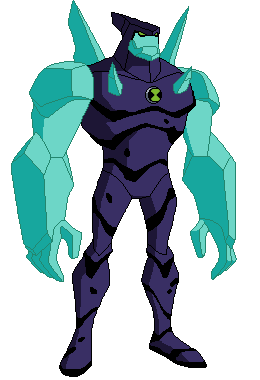Dried Mango Aliens Introduced In Ben 10
