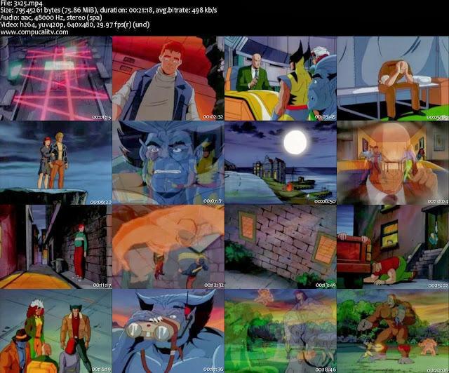X-Men 1992 Serie Completa Español Latino