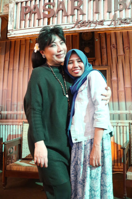 Persembahan Cinta Anne Avantie Untuk Makassar