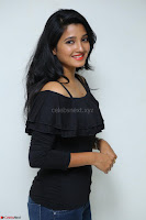 Deepthi Shetty looks super cute in off shoulder top and jeans ~  Exclusive 104.JPG