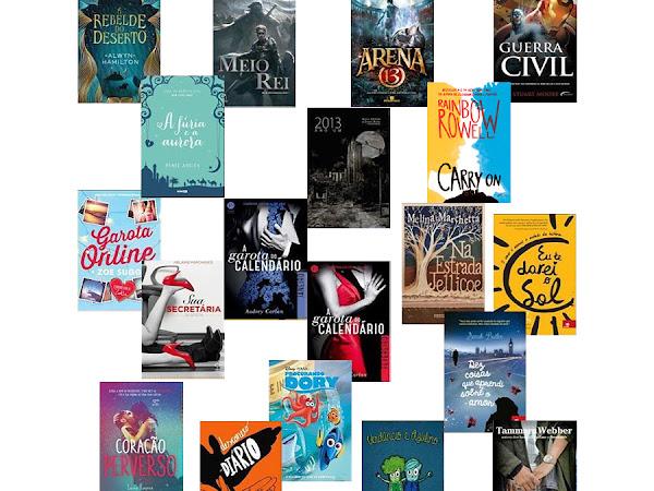 [Resultado - atualizada] Sorteio de 5 Anos do Leitora Viciada: 19 livros, 7 ganhadores!