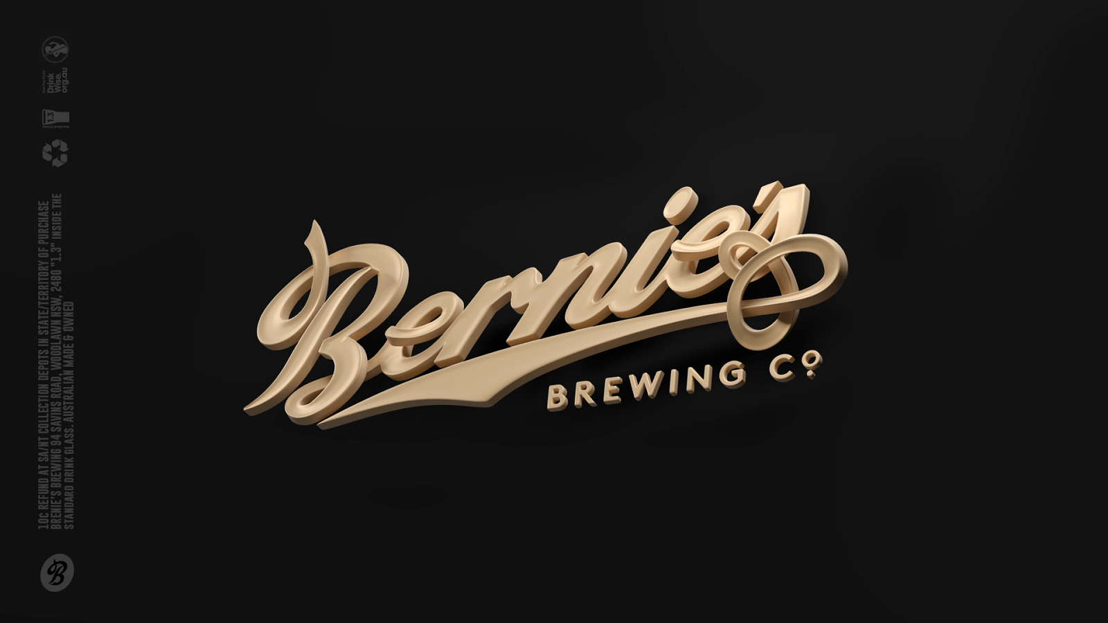 Bernie's brewing Co