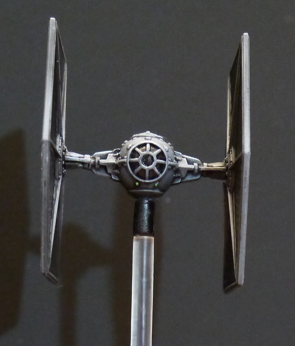 Rule 37 Blog Hiatus Over X Wing Miniatures Tie Fighter
